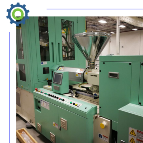 used injection molding blow machines for sale