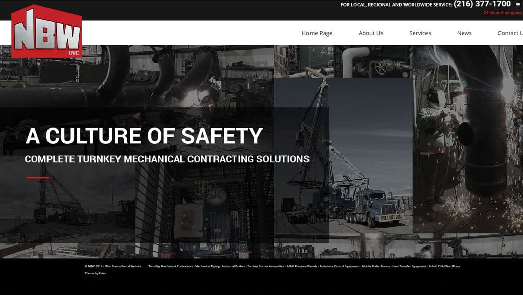Website Design Company In Akron Cleveland Medina Ohio: Manufacturing-web-design-cleveland-ohio
