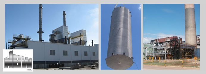 Ohio Mobile Boiler Rooms | Ohio Special Mobile Boilers | Industrial Mobile Boilers | NBW, Inc