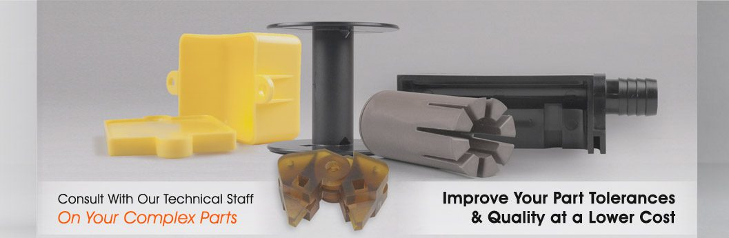 Plastic Injection Molding Companies | Ohio | Jaco Molding Products