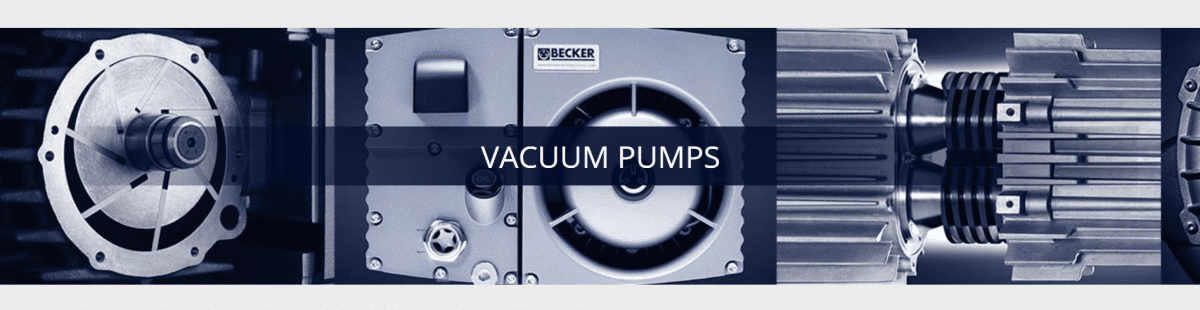 Industrial Vacuum Pumps | Becker