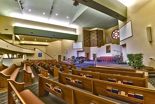 Church Construction Companies in Cleveland Ohio | Craven Construction