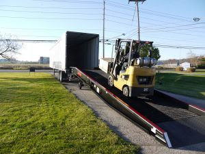 Semi Truck Ramp | Tractor Trailer Ramps | Copperloy by JH Industries