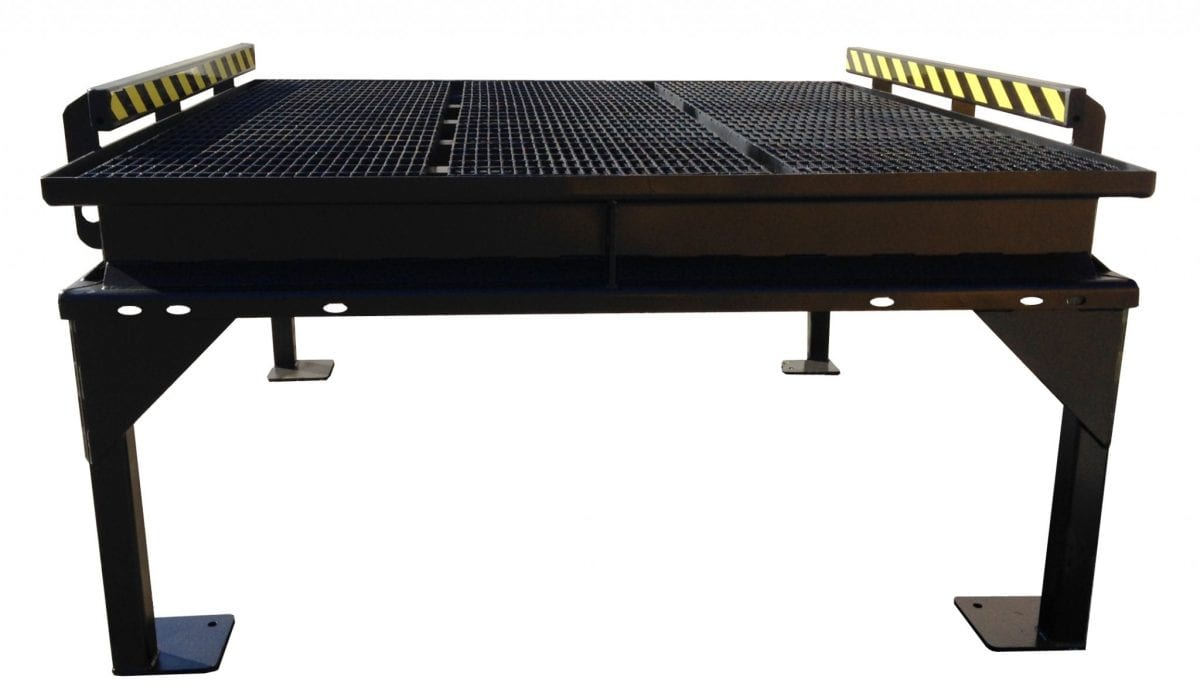 Portable Loading Docks | Copperloy | Portable Loading Dock