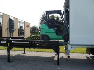 Reliable Portable Loading Docks from Copperloy by JH Industries