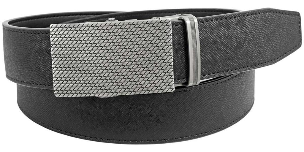 Genuine Leather Wide Belts for Men | Status Leather Goods
