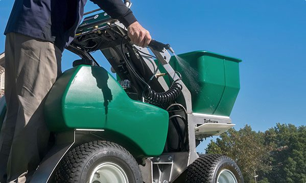Ride On Spreader | Ride On Fertilizer Spreader | Turfware