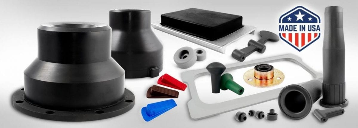 rubber products supplier part samples