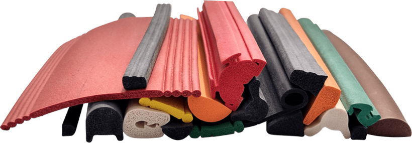 Rubber Extrusion Services From Wuxi Aomeite Seal Technology