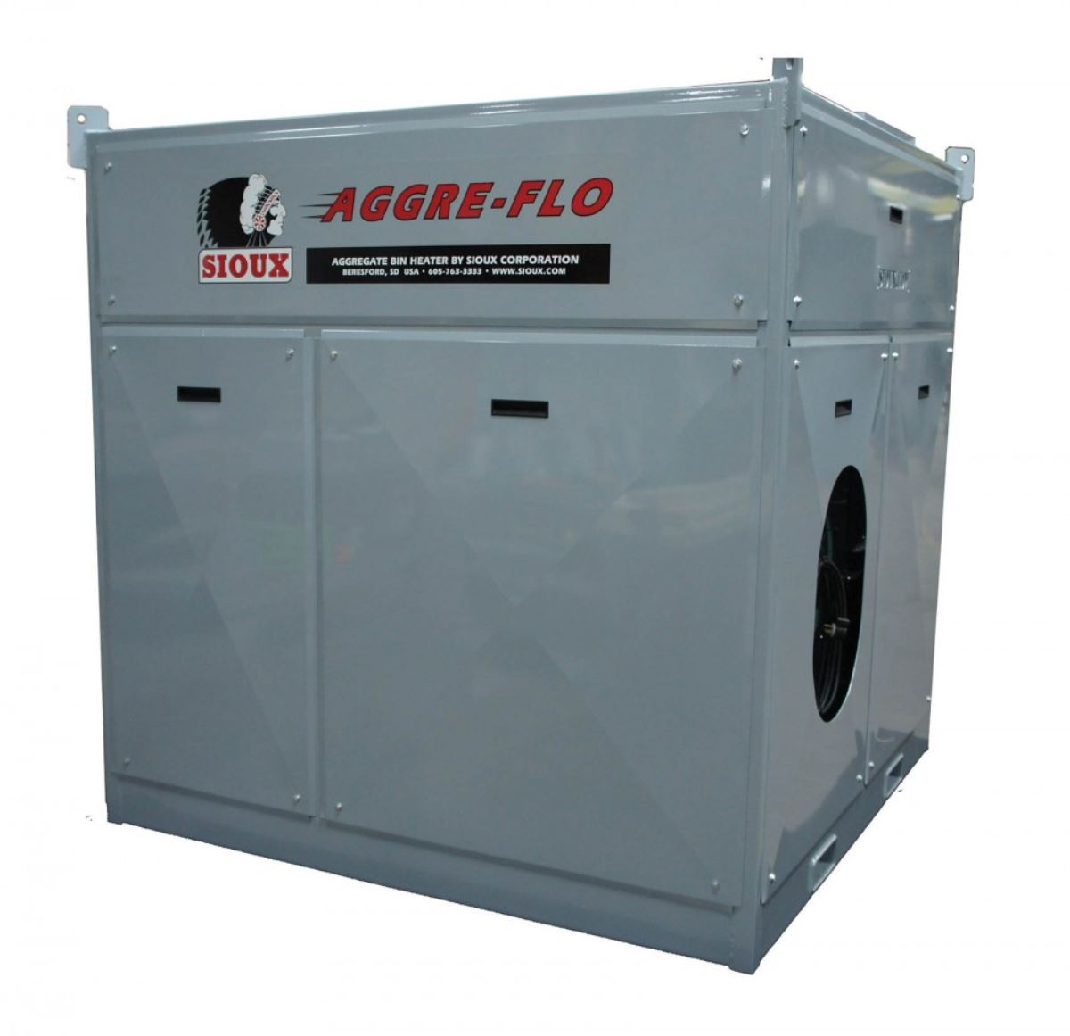 Aggregate Equipment Specialists | Sioux Water Heaters