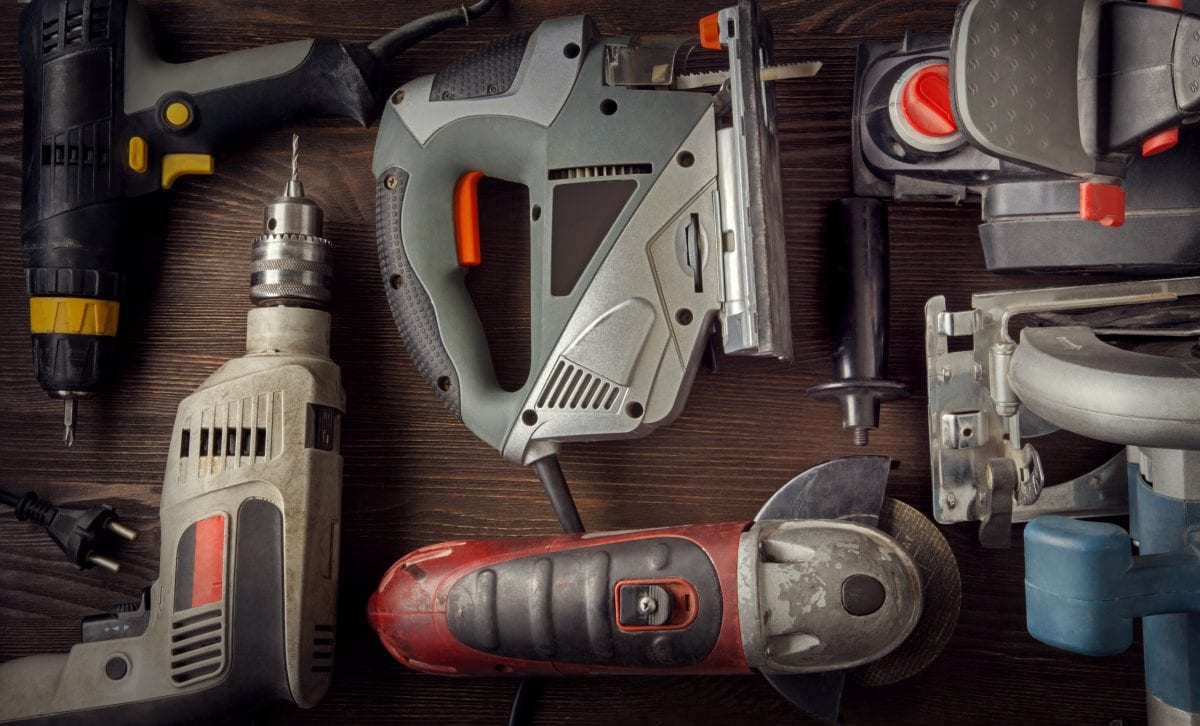 Power Tools | How to Stop Tools from Rusting in Garage