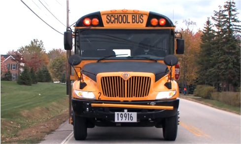 bus driver training near me school bus