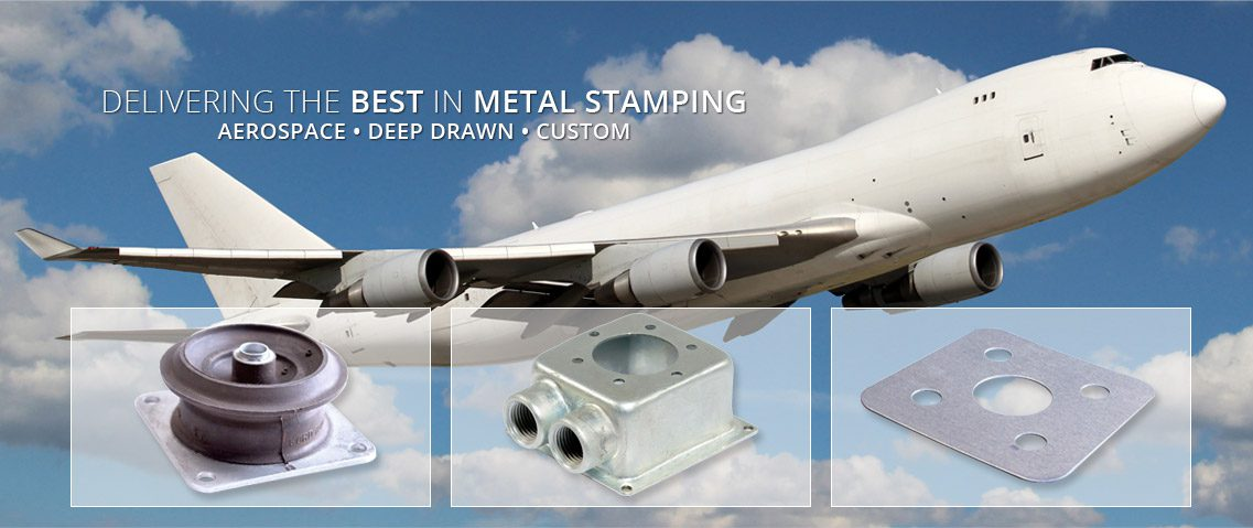 Metal Manufacturing Near Me | Aerospace Metal Stamper