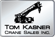 Quality All Terrain Cranes for Sale From Tom Kasner Crane Sales, Inc.