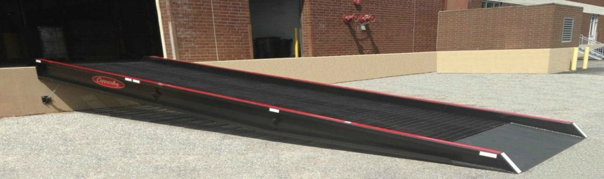 Selecting the Right Dock Ramp to Your Warehouse Facility