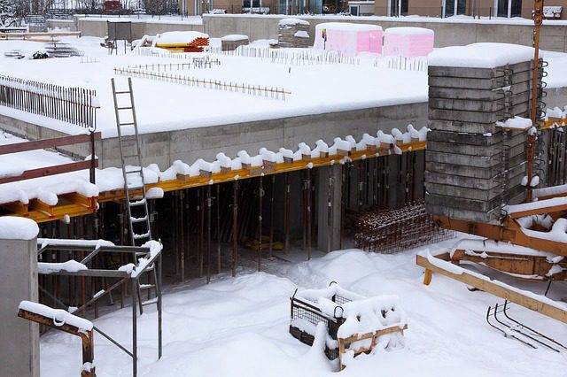 The Do's and Don'ts of Cold Weather Concrete Mixing
