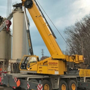 crane rental in Cleveland Ohio all-terrain crane
