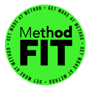 method sports and fitness logo