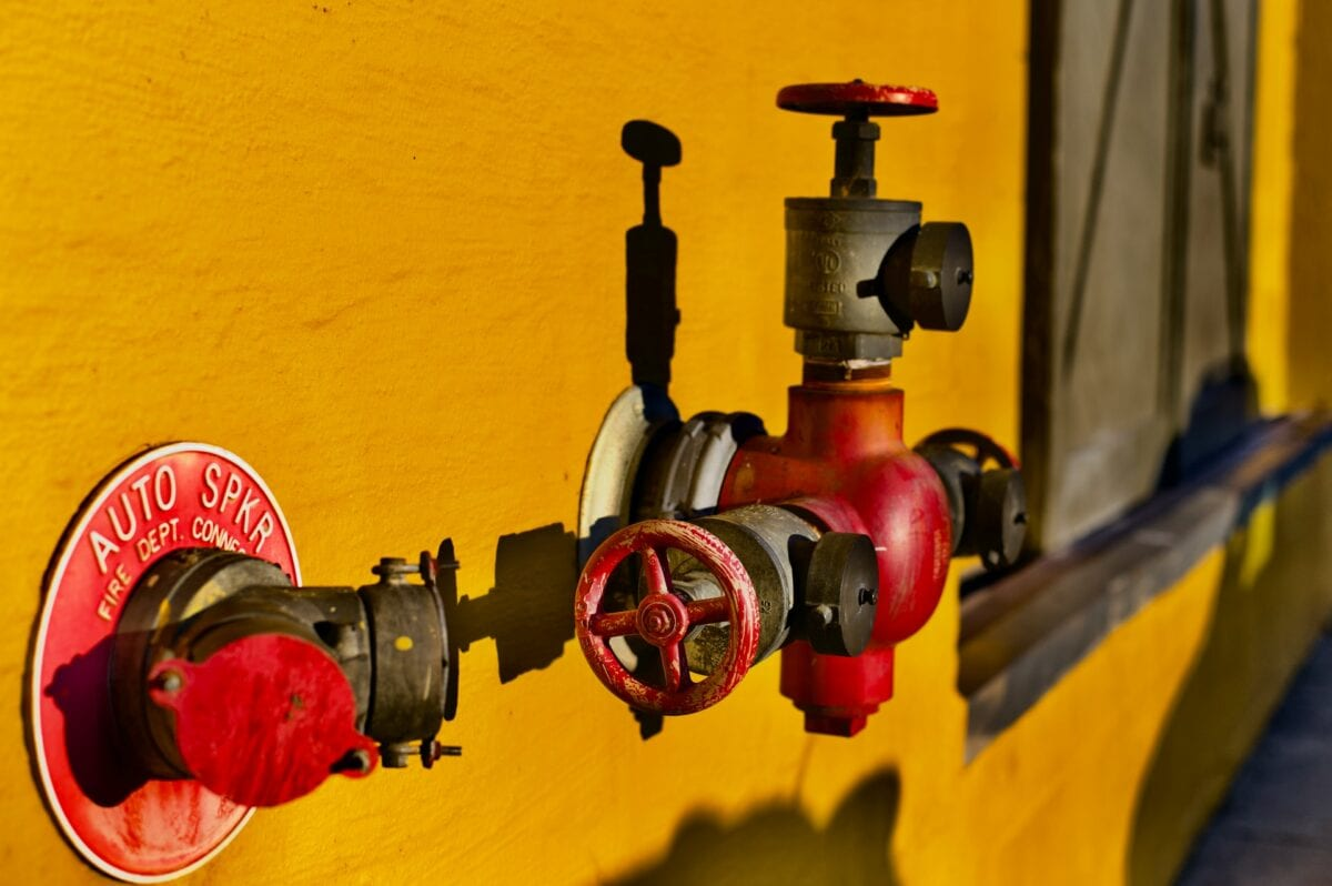 The Safe and Efficient Way To Inspect Fire Sprinkler Systems