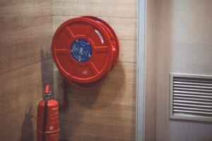 safety inspection management fire extinguisher and hose