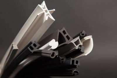 Rubber extrusion profiles from Qualiform's rubber products